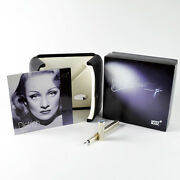 Marlene Dietrich Sterling Silver Fountain Pen Limited Edition Of 1901