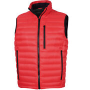 Pentagon Hector Vest Padded Outdoor Hiking Warm Hunting Casual Visible Wear Red