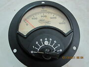 Vintage Alnor Exhaust Thermometer Pyrometer 1600f Max Multi Sensors Nos