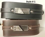 Licensed Star Wars Jedi Or Sith Leather Belt Museum Replicas