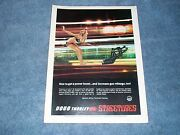 1975 Doug Thorley Streetubes Headers Vintage Ad How To Get A Power Boost...