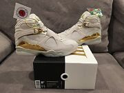 Brand New Air Jordan Retro 8 C And C Rare Size In-hand New Pictures
