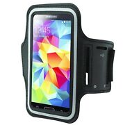 Neoprene Gym Workout Sports Armband Running Phone Case Arm Band Cover Strap