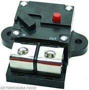 0-awg 12-volt Battery Disconnect Cut On Off Kill Switch Boat Rv Atv Dual Marine