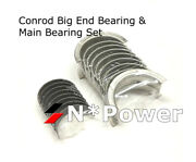 Conrod And Main Bearing Set For Holden Alloytec 3.6l 3.2l 3.0l V6 Commodore Rodeo