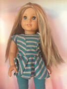 American Girl Mckenna Lot W/ Doll And Accessories