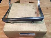 75 76 Buick Century Regal Station Wagon Nos Gm Rh Outer Grill Molding 1246886