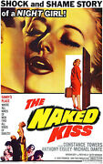 The Naked Kiss - 1964 - Movie Poster