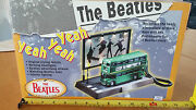 The Beatles Bus Phone Liverpool Beatles Collector's Series '98 Lights Up On Ring