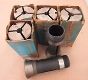 Lot Of 6 Namco 17/32 National Acme Precision Collets