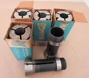 Lot Of 6 Namco 1-1/8 Rd National Acme Precision