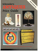 Schroeder's Antiques Price Guide 7th Edition 1989identification And Values-vg