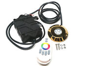 Pactrade Marine Ss316 Cree Rgb Led Underwater Light With Remote Controller