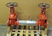 Ames 6 Rp Colt 400 175 Psi 200w 8 Bolt Flanged Reduced Pressure Zone Assembly