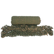 Camosystems Camo Net Airsoft Hunting Screen Camouflage Blind 2.4x78m Woodland