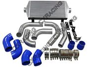 Intercooler Piping Kit For 2011+ Jeep Grand Cherokee Wk2 Turbo Diesel 3.0l-blue