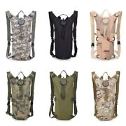 Army Military Outdoor Hiking Running Cycling Hydration Camel Back Pack Backpack