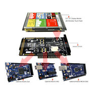 3.5 Inch Tft Lcd Resistive Touch Shield For Arduino Duemega 2560 W/library