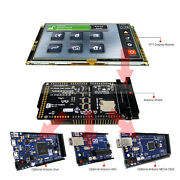 Serial Spi 5 Inch 800x480 Tft Lcd Touch Shield For Arduino Duemega 2560uno