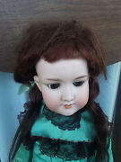 Armand Marseille Bisque/porcelain German Doll Late 1800and039s