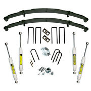 3.5 Gm Suspension Lift Kit - 1973-1987 1 Ton Pickup - Small Block Engine Only