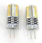 2 Bbt 12 Volt 48 Led G4 Dimmable Light Bulbs Sea Ray Bayliner Crownline