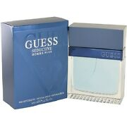 Guess Seductive Homme Blue By Guess 3.4 Oz Edt Cologne For Men New In Box
