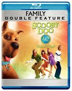 Scooby Doo Movie And Scooby Doo 2 Monsters Unleashed [new Blu-ray] Ac-3/dolby