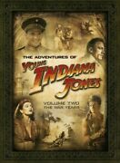 The Adventures Of Young Indiana Jones Volume Two [new Dvd] Full Frame Digipa