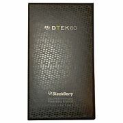 New Blackberry Dtek60 32gb Bba100-2 Earth Silver Android Factory Unlocked 4g Gsm