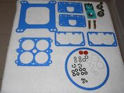Holley 4150 Series Alcohol And E 85 Carb Rebuild Kit For 650- 800 Cfm - Dp