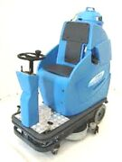 Fimap Enjoy-365 Is A Small Ride-on Scrubbing Machine With 79cm Working Width