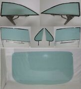 Glass 1961 Chevy Impala 2dr Bubble Ht Side Assembly Back Gt | Core Exchange