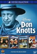 Don Knotts 4-movie Collection [new Dvd] Boxed Set