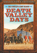 Death Valley Days The Complete First Season [new Dvd] Full Frame 3 P