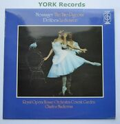 Cfp 40298 - Messager - The Two Pigeons Mackerras Royal Opera - Ex Con Lp Record