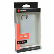 Genuine Griffin Identity Double Protective Hard Case Cover For Iphone 5/5s/se