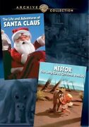 The Life And Adventures Of Santa Claus / Nestor The Long-eared Christmas Donkey