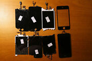 Lot Of 8 Ipod Touch 4th Generation Display Lcd Touch Screen Digitizer