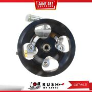 Dnj Psp1279 New Power Steering Pump W/pulley For 01-05 Toyota 2.0l 2.4l Dohc