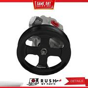 Dnj Psp1078 New Power Steering Pump W/pulley For 07-09 Toyota Tundra 4.7l Dohc