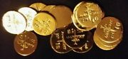 3 1 Gram Bar Usa Bullion 1g 22k Placer Gold Rounds From Mine Y Lot 138 Anarchy