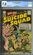 Brave And The Bold 37 Cgc 7.0 Ow/wh Pages
