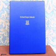 1973 Franklin Mint British Virgin Islands First Day Issue Coin Stamp Collection
