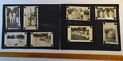 Rare 8 Orig Photos - Signed Hunk Anderson - Notre Dame Football And Others 1930