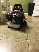 Weed Eater And Backpack Blower