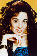 Linda Cristal As Victoria Cannon In The High Chaparral 11x17 Mini Poster