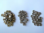 300 Pcs Boat Marine Canvas Cover Snap Fasteners Ss 3/8 Screw Stud Button Socket