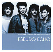 Pseudo Echo - The Essential Cd Funky Town +++ 80and039s Greatest Hits/best Of New