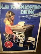 Vintage American Toy And Furniture Company Activity Desk Factory Sealed